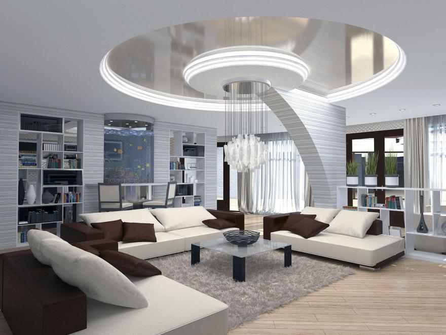 Дизайн готовых домов